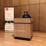 Joselyn Pena-Melnyk at 2019 Minority Legislative Reception