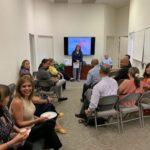 Event Introduction by Carmen Larsen, President of HCCMC