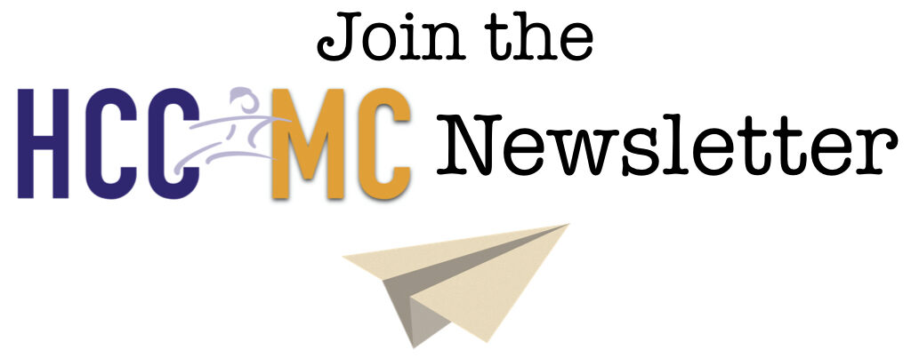 Join the HCCMC Newsletter