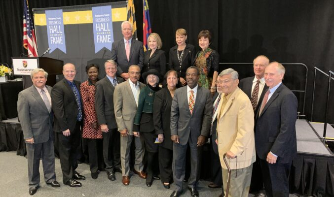 Business Hall of Fame Participants
